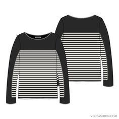 Women Long Sleeve Tunic Sweater