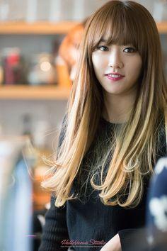 HELLO VENUS - Lime #라임 (Kim HyeLim 김혜림) at Hello Venus charity event 'Cafe Fantagio' 141207 #헬로비너스 공식 팬카페 | [단체] 카페판타지오 자선행사