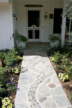 the Polished Pebble: The Front Porch: A country icon