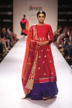 Gaurang Shah, Lakme Fashion Week.