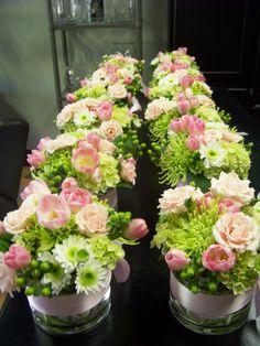 Floral Arrangements - jeff french floral & event design: Event Tables