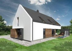 Zdjęcie numer 3 w galerii - Projekty domów: wygodny dom dla starszych osób