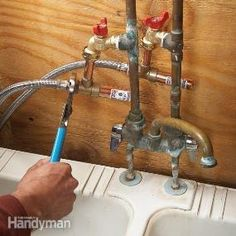 Search for Water hammer