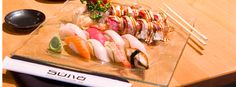 Sono - best sushi in downtown Raleigh