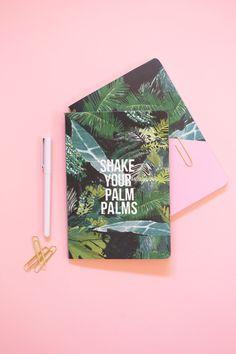 DIY Custom Notebooks for Back-to-School