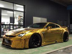 Kuhl Racing Engraved Nissan GT-R Revealed