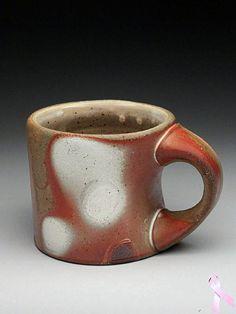 Shawn O'Connor Mug at MudFire Gallery