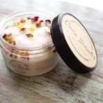 Rose and Frankincense Bath Salts with Pink Grapefruit