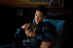 "#Shadowhunters 1x11 ""Blood Calls to Blood"" - Magnus"