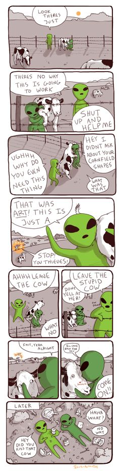 So funny Aliens