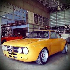 Monster Alfa Romeo: GTAm //