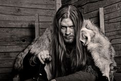 Viking... Yes you are looking at a REAL man, you ridiculous, industrial slave, eggheads... Wake up and get a life!!!