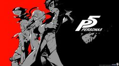 Persona 5 Website is Counting Down to Something
