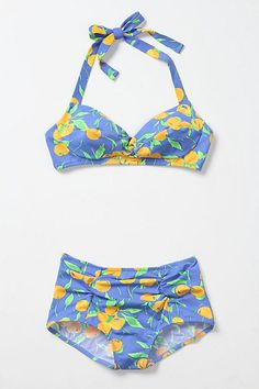 Orange Grove Bikini Top - Anthropologie.com