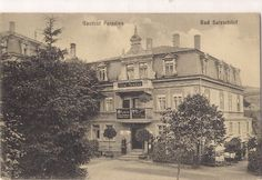 Hotel Paradies ca 1920