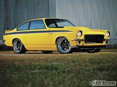 '71 Chevy Vega......