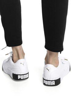 59e5d6cc782d7 Pluie de nouveautés chez Puma    Cali et collaboration Barbie - Furious  Laces. Chaussure PumaChaussure SneakersSneakers FemmeBasket Femme 2018Basket  Blanche ...