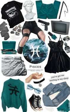 Discover outfit ideas for Pisces Style made with the shoplook outfit maker. Astrology Pisces, Zodiac Signs Pisces, Pisces Quotes, Zodiac Star Signs, Zodiac Horoscope, Zodiac Facts, Pisces Love, Taurus And Gemini, Pisces Woman