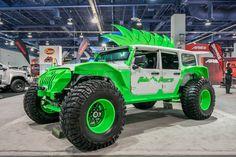 Green Jeep, Black Jeep, Cool Jeeps, Cool Trucks, 2013 Jeep Wrangler Unlimited, Jeep Brand, Jeep Suv, Beach Buggy, Custom Jeep