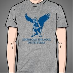 American Smeagol Outfitters Omg I'm dying