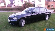 BMW 318D SE SALOON  CAR IN BLACK SAPPHIRE #bmw #318 #forsale #unitedkingdom