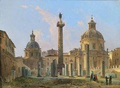 Ippolito Caffi in Venice | 150th anniversary of his death