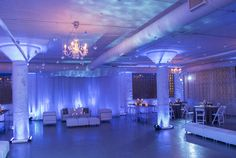 The corporate holiday party decor at this Room 1520 winter party was, even by our standards, stunning. Don't miss the beautiful photos