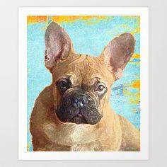 The Cruz-Man Art Print by DiAnne Ferrer - $20.00