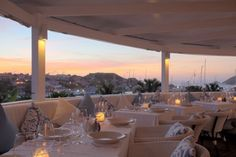 Bonito St. Barth's. One of the best views on the island. Excellent food and romantic - perfect for a rehearsal or anniversary dinner!