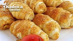 Peynirli Çıtır Kruvasan Börek Tarifi | Kadınca Tarifler | Kolay ve Nefis Yemek Tarifleri Sitesi - Oktay Usta