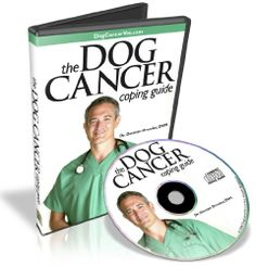 Dog Cancer Coping Guide Audio CD (DogCancerVet.com Canine Cancer Series) by DVM Demian Dressler.