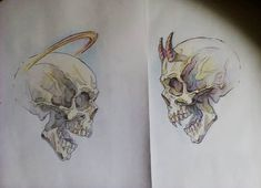 Sketch of a Tattoo а Pencil Drawings for future tattoos, all drawings are drawn by hand, you can say that these are all handmade, use our drawings for your future tattoos Tattoo Design Drawings, Skull Tattoo Design, Skull Tattoos, Tattoo Sketches, Body Art Tattoos, Art Sketches, Tattoo Designs, Amazing Sketches, Ear Tattoos