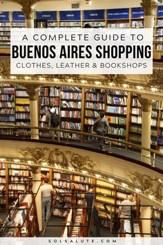 A complete guide to Shopping in Buenos Aires Argentina | Shopping Buenos Aires | Where to Shop in Buenos Aires | Buenos Aires shopping guide | Best Buenos Aires shopping districts | Where to get leather in Buenos Aires | Shopping in Argentina | Palermo Soho shopping | Where to shop in recoleta | Best bookstores in Buenos Aires | Buenos Aires shopping malls | What to buy in Buenos Aires | Argentina shopping guide | Things to do in Buenos Aires | Buenos Aires souvenirs #BuenosAires #Argentina Shopping Malls, South America Travel, Palermo, Trip Planning