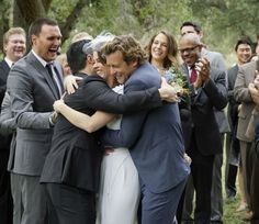 First Look: The Mentalist Wedding
