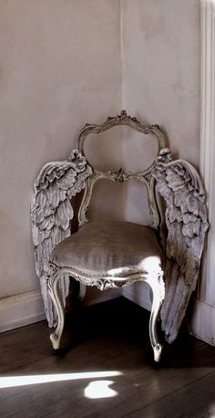 angel wings chair