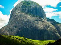 Pedra Riscada - São José do Divino - 1425m - BR