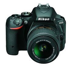 Nikon D5500 (with AF-S 18-55mm VRII Kit Lens) DSLR