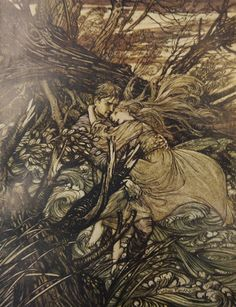Of all fairy-tales, the most beautiful…' Friedrich de la Motte ...