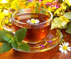Healing with Herbs: A Guide to Medicinal Herbal Teas