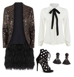 how i wear sequins by marieeemarieee on Polyvore featuring polyvore fashion style HotSquash Raoul H&M women's clothing women's fashion women female woman misses juniors Fashion Women, Women's Fashion, H&m Women, Polyvore Fashion, Women's Clothing, Sequins, Female, Woman, Clothes For Women