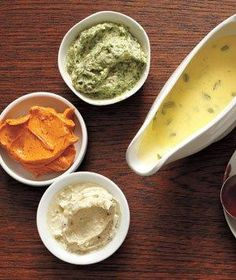 Flavored Butters | These delicious additions work on any cut of beef. Mix and match them at will.