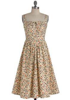 Basque in the Memories Dress, #ModCloth ($107.99)