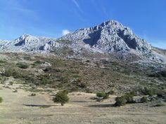 El cerro Mágina, Jaén