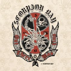 #OutThereMasFina #PiratesYConquistadores #ScorpionBayPhilosophy
