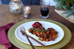 10 zalige kerst hoofdgerechten - Francesca Kookt Tapas, Slow Cooker, Recipies, Turkey, Lunch, Dinner, Cooking, Sweet, Food