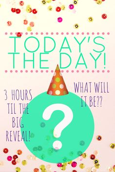 It's the #BIGDAY! Find out what we're revealing on the NEW #CatchyFreebies homepage at NOON!