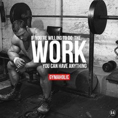If You're Willing To #gymmotivation #gym #menfitness #motivation #abs