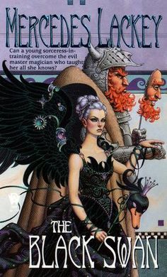 The Black Swan (Fairy Tales, #2) by Mercedes Lackey, my favorite and first read.  Basically a version of Swan Lake.