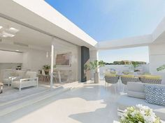 Estepona apartment for sale € 292,000 | Reference: 8375133 3 Bedroom Apartment, Marble Floor, Garden Pool, Find Property, Pent House, Apartments For Sale, Malaga, Jacuzzi, Terrace