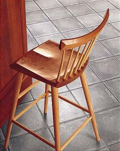 Eastward Stool from Thos. Moser